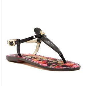 Sam Edelman 🆕 Gigi Charm Sandal Size 5